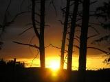 I západ slunce je krásny